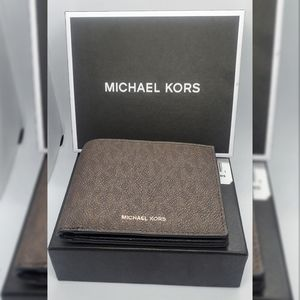MICHAEL KORS FASHION WALLET MEN'S